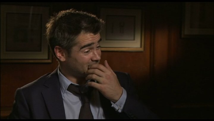 Colin Farrell über William Monahan - OV-Interview Poster