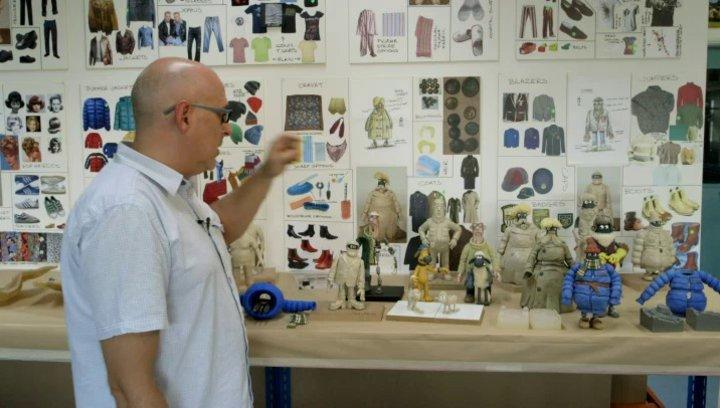 Nigel Leach - Modellbauer - darüber wie viele einzelne Figuren für den Film angefertigt werden mussten - OV-Interview Poster