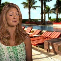 Kate Upton - Amber - über die Orte an denen gedreht wurde - OV-Interview Poster