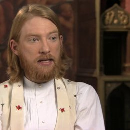 Domhnall Gleeson über Levin - OV-Interview Poster