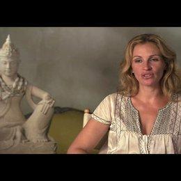 """Julia Roberts (""""Elizabeth """"Liz"""" Gilberts"""") über ihre Rolle und die Story - OV-Interview Poster"""