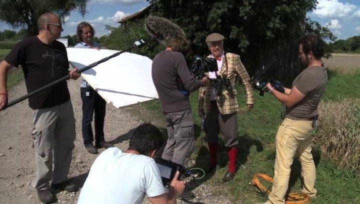 B-Roll (Szenen vom Dreh) - Making Of Poster