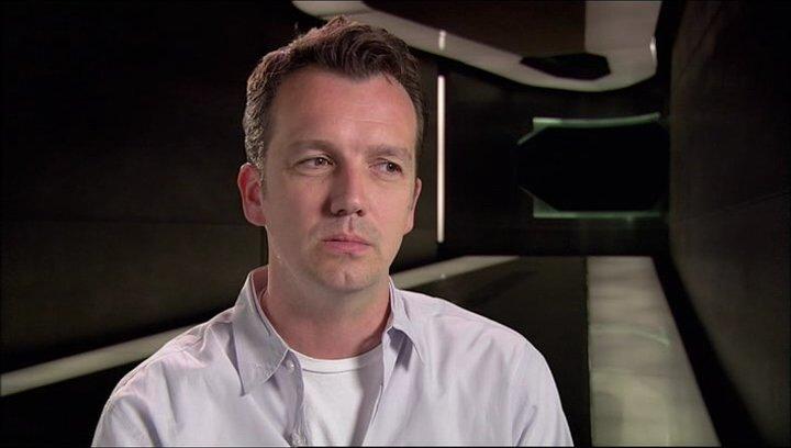 Sean Bailey (Producer) über den Regisseur Joseph Kosinski - OV-Interview Poster