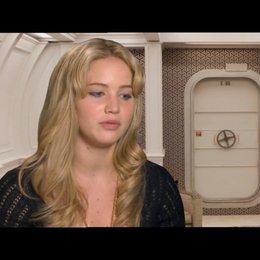Jennifer Lawrence über die Bedeutung, ein Mutant zu sein - OV-Interview Poster