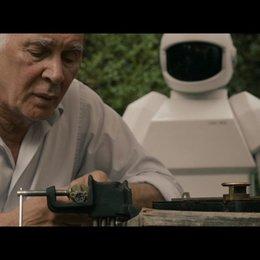 Robot und Frank haben ein gemeinsames Hobby - Szene Poster