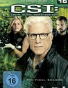 CSI: Crime Scene Investigation - Season 15 Poster