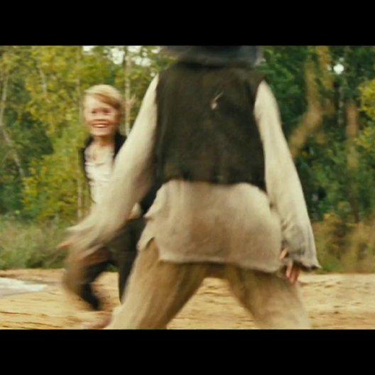 Tom Sawyer - Trailer Poster