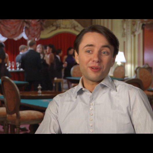 Vincent Kartheiser (Philippe Weis) über den Vergleich zu Romeo und Julia - OV-Interview Poster