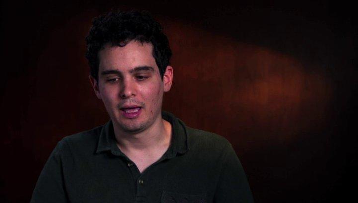 Damien Chazelle darüber was er dem Publikum vermitteln möchte - OV-Interview Poster
