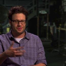 Seth Rogen über die überzogenen Cameo Rollen - OV-Interview Poster