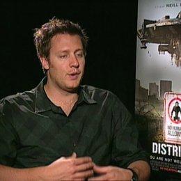 Neill Blomkamp über die Entstehung des Films - OV-Interview Poster