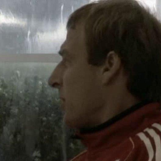 Klinsmann im Trainingslager auf Sardinien - Szene Poster