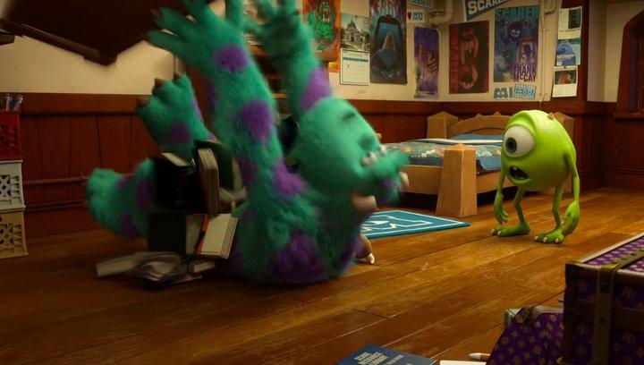 Die Monster Uni - OV-Trailer Poster