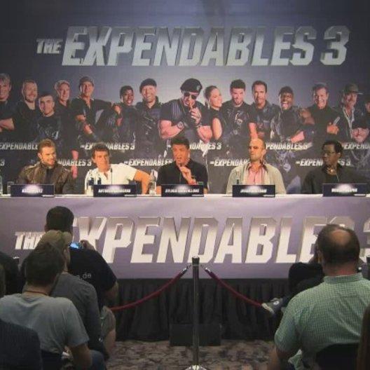 Pressekonferenz (Teil 1) Poster
