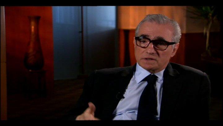Martin Scorsese darüber, Stimmung durch Licht zu erzeugen - OV-Interview Poster