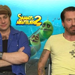 Bosshoss - Philipp und Marco - über die Botschaft des Films - Interview Poster