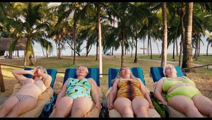Paradies: Liebe - Trailer Poster