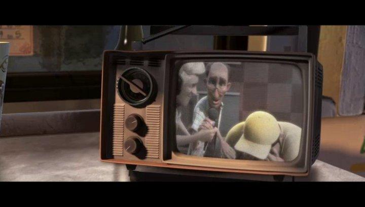 Wir sind im Fernsehen - Szene Poster