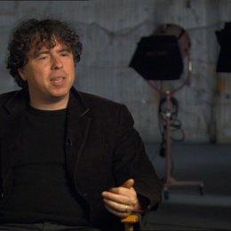 Sacha Garvasi (Regisseur) über Hitchcock als ein Außenseiter in Hollywood - OV-Interview Poster