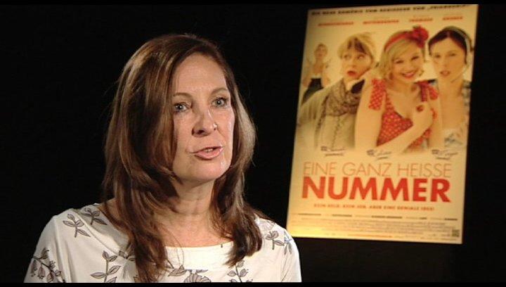 Andrea Sixt über die Themen des Drehbuchs - Interview Poster