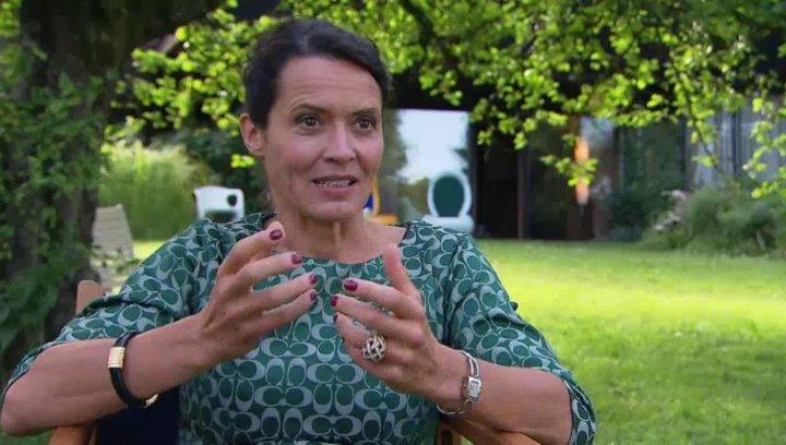 Ulrike Folkerts - Patrizia - was sie an der Thematik von Spieltrieb interessierte - Interview Poster