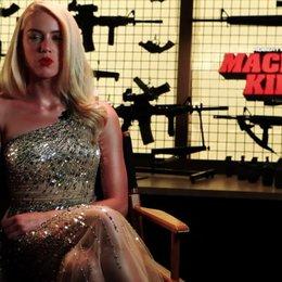 Amber Heard über Robert Rodriguez - OV-Interview Poster