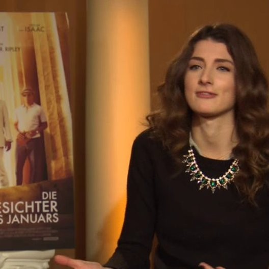 Daisy Bevan - Lauren - über Rydals Interesse an Lauren - OV-Interview Poster