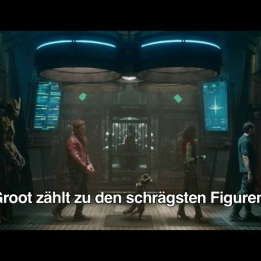 Character Clip - Groot - Featurette Poster