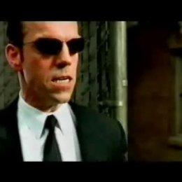 Matrix Reloaded - Trailer Poster