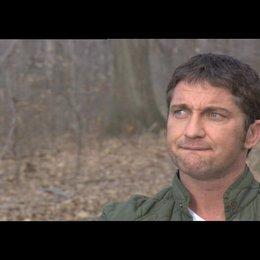 Gerard Butler über Jamie Foxx als Nick - OV-Interview Poster