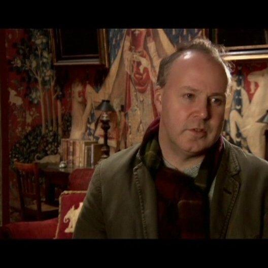 David Yates -Regie - OV-Interview Poster