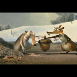 """Ice Age 3: Dawn of the Dinosaurs"" (Englisch) - OV-Trailer Poster"