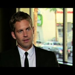 Paul Walker - ueber die Einjahresregel - OV-Interview Poster
