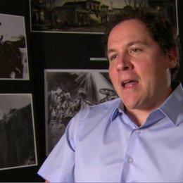 Jon Favreau - Regie und Executive Producer - über Harrison Ford - OV-Interview Poster