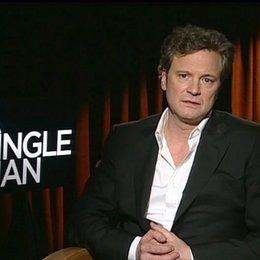 Colin Firth / GEORGE/ über seine Rolle - OV-Interview Poster