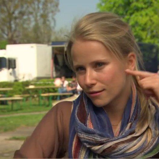 SUSANNE BORMANN - Hanna - über WLADIMIR KAMINER - Interview Poster