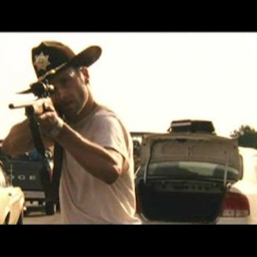 The Walking Dead - Staffel 02 (VoD-/BluRay-/DVD-Trailer) Poster