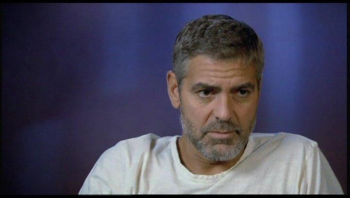 Interview mit Regisseur und Darsteller George Clooney (Jimmy Connely) - OV-Interview Poster