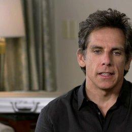 Ben Stiller - Walter Mitty, Produzent, Regisseur - darüber, wie Walters Rolle bei den Zuschauern ankommt - OV-Interview Poster