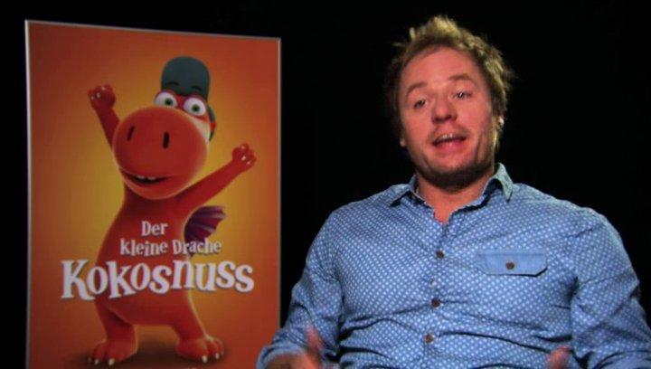 Dustin Semmelrogge über Oskar - Interview Poster