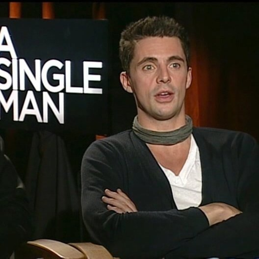 Matthew Goode / JIM / über den Regisseur Tom Ford - OV-Interview Poster