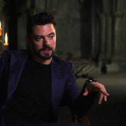 Dominic Cooper - Mehmed - über die Vorgeschichte von Mehmed und Vlad - OV-Interview Poster