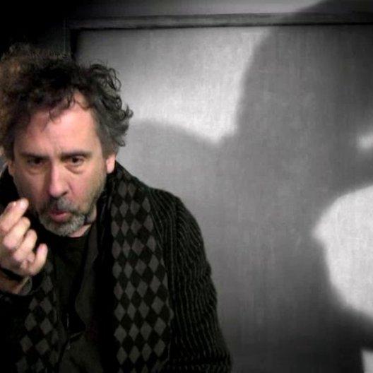Tim Burton - Regisseur - über Stop Motion - OV-Interview Poster