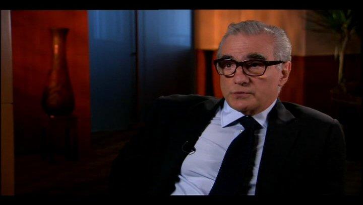 Martin Scorsese über die Geschichte - OV-Interview Poster