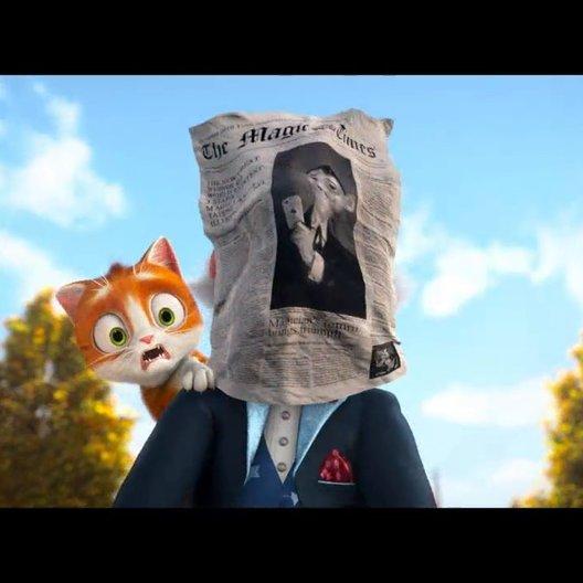 Das magische Haus - Trailer Poster