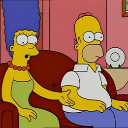 The Simpsons - Szene Poster