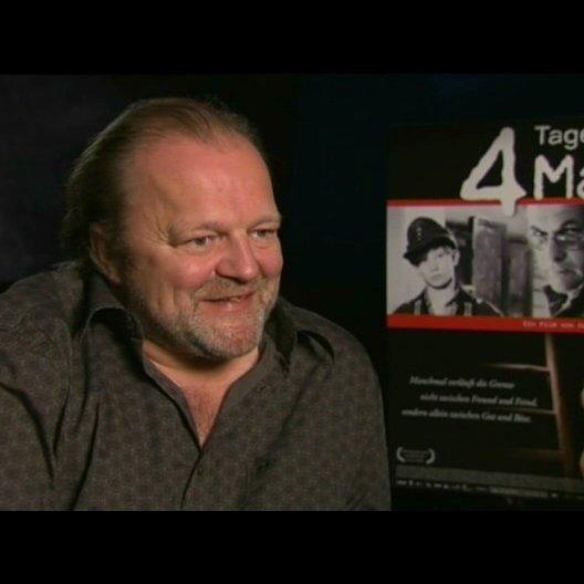 Produzent Stefan Arndt über Regisseur Achim von Borries usw - Interview Poster