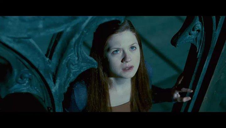 Harry Potter und die Heiligtümer des Todes Teil 2 - OV-Featurette Poster