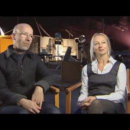 Uli Putz / Jakob Claussen (Produktion) über den Erfolg des Romans - Interview Poster