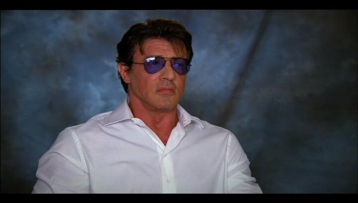 Sylvester Stallone über den Film - Teil 2 - OV-Interview Poster